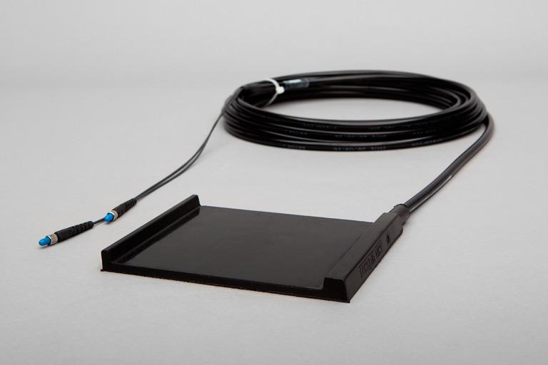 Fiber Optic Rail Traffic Sensors